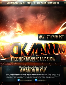 Nick Manning LIve Show