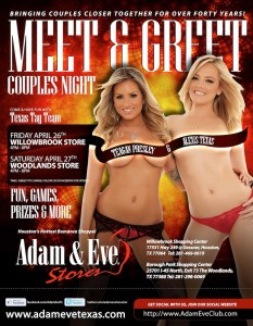 Alexis Texas Teagan Presley Meet and Greet