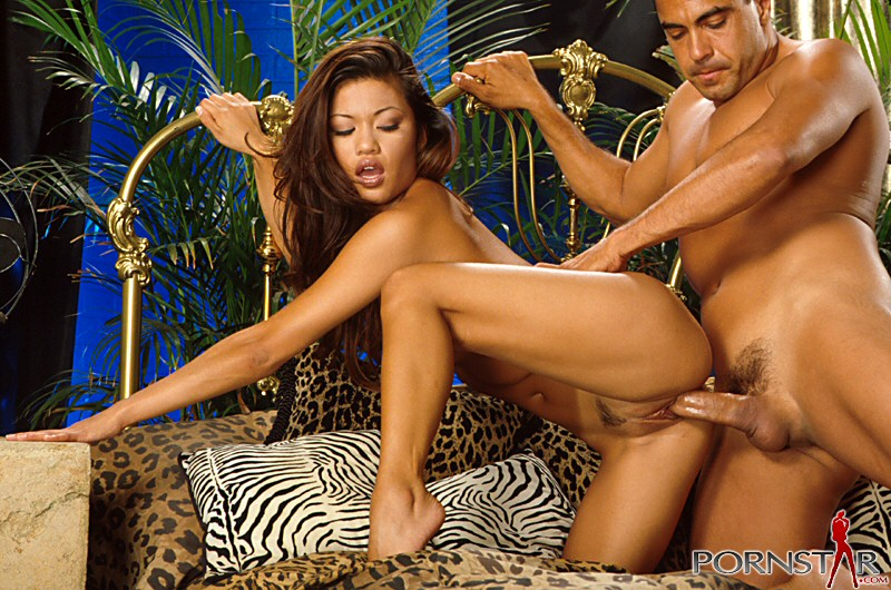 Bobby Vitale and Charmane Star