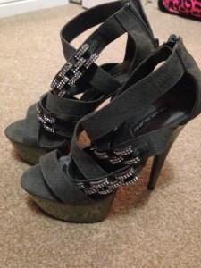 Gemma Massey shoes