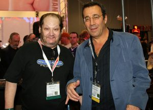 HIV Positive John Stagliano with porn agent Spiegler