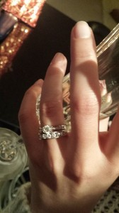 Krystal Webb Engagement Ring