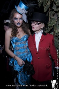 Nina Hartley and Tori Black