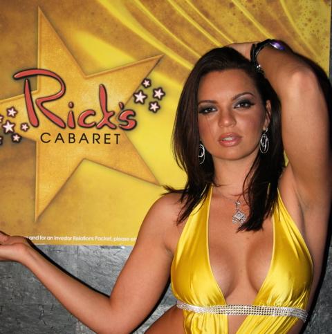Rick's Cabaret Girl Giselle