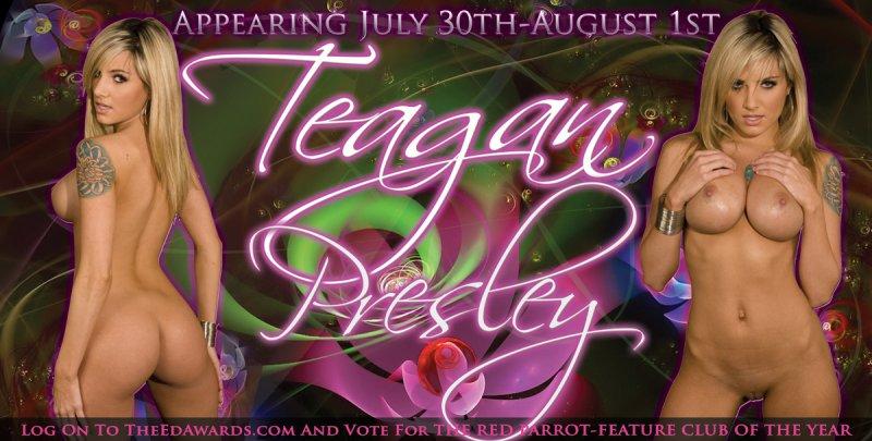 TeaganPresley