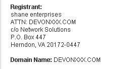 devon-xxx-domain-name