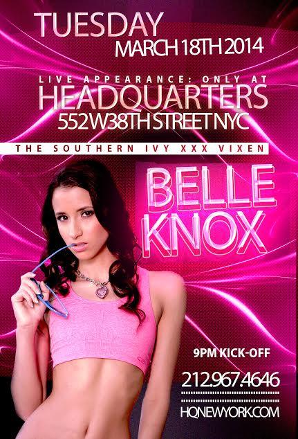 Duke Porn Star Belle Knox