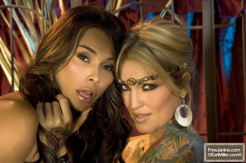 janine-and-vaniity