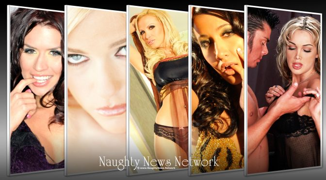 Kelli is back with the Naughty News Network