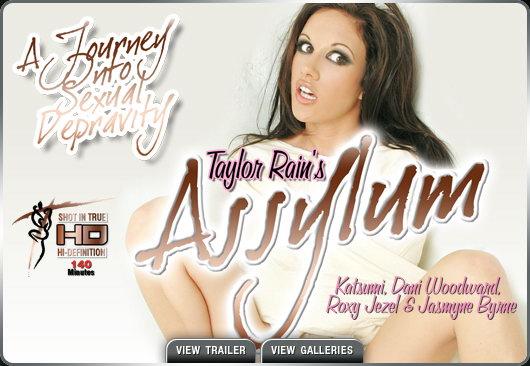 Journey into Taylor Rain's Assylum